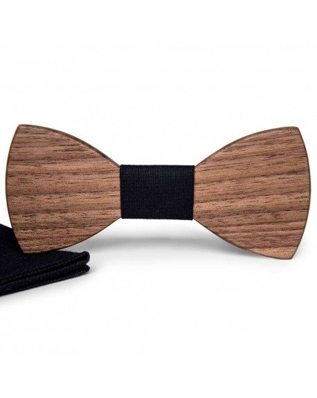 Wood Bow Tie | Roger