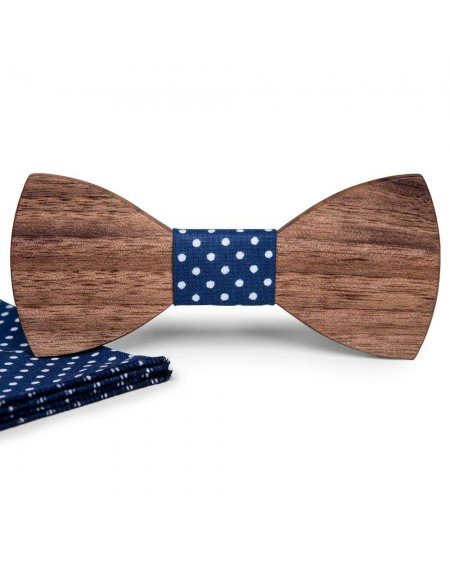 Wood Bow Tie | Robert