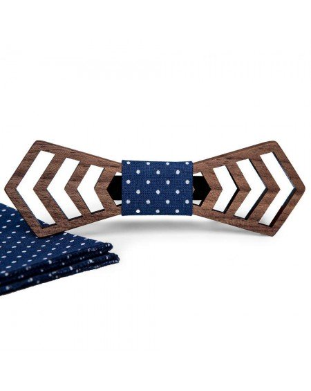 Wood Bow Tie | Marc