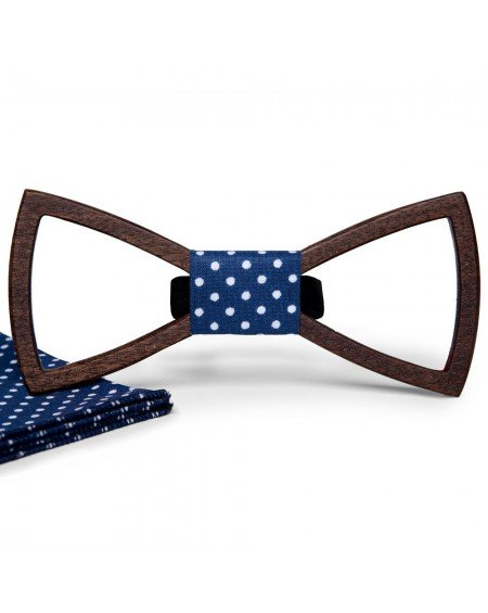 Wood Bow Tie | James