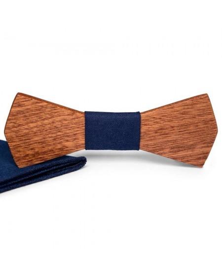 Wood Bow Tie   Oscar