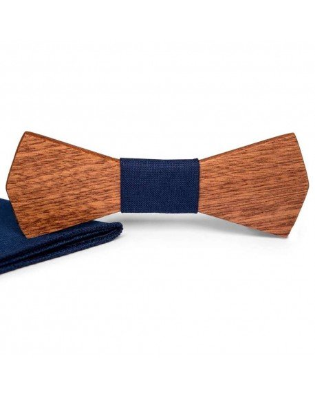 Wood Bow Tie | Oscar