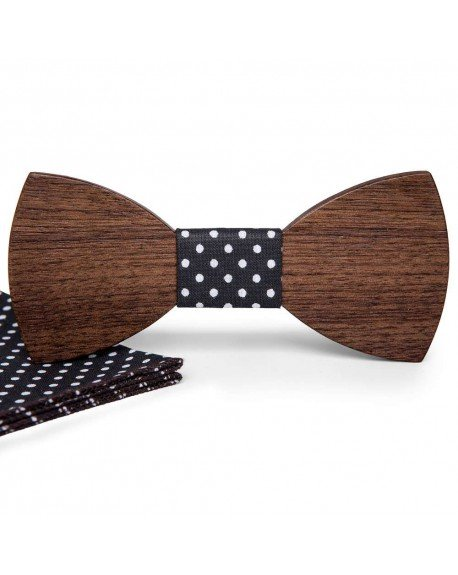 Wood Bow Tie | Robert