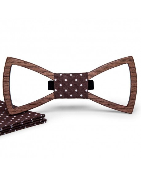 Wood Bow Tie | Henry