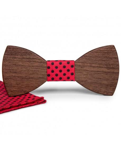 Wood Bow Tie | Felix
