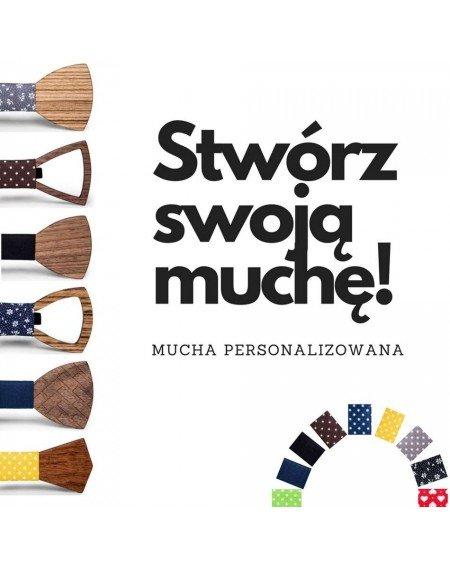 Wood Bow Tie | Marcus