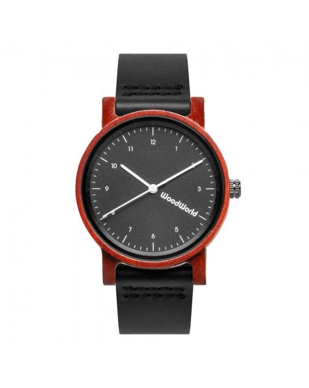 Wood Watch | Black John