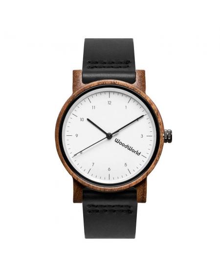 Wood Watch | White John