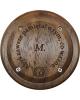 Zegarek Drewniany Walter Brown