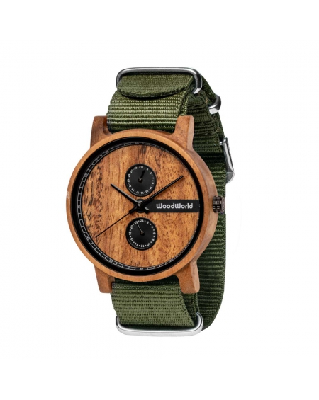 Drewniany Zegarek Arthur Green