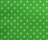 Zielone kropeczki
