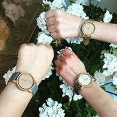 Girls Power! #woodworld.pl #woodwatches #woodwatch #girls #girlspower #friendship
