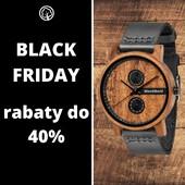 Zapraszamy na Black Friday !💣⚡️ Promocje nawet do 40% na wybrane modele⌚️ ➡️➡️➡️www.woodworld.pl